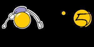 logo fit5 pilates palestra san salvo